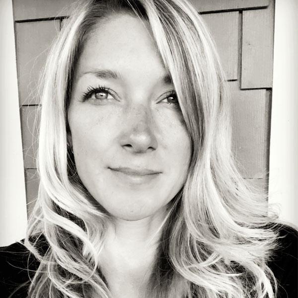 Photo of Kara Shapiro, owner of Corvid.Studio